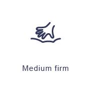 Medium firm