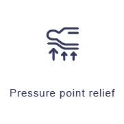 Pressure point relief